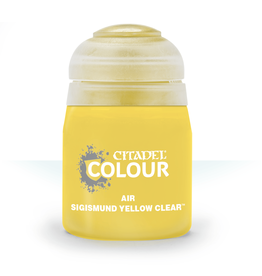 Citadel AIR: SIGISMUND YELLOW CLEAR (24ML)