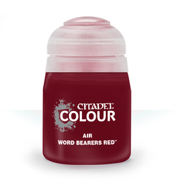 Citadel AIR: WORD BEARERS RED (24ML)