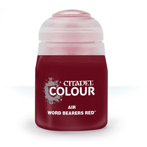 AIR:WORD BEARERS RED (24ML)