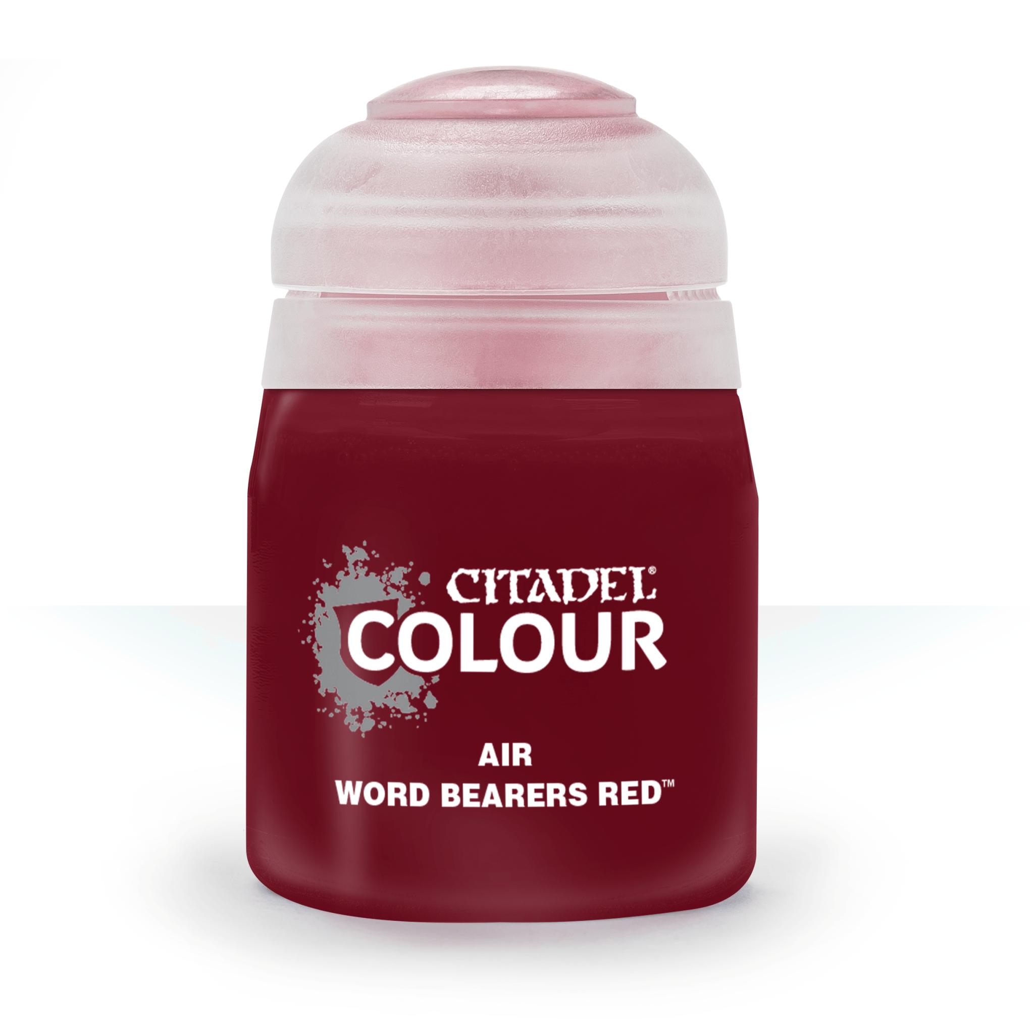 Citadel AIR:WORD BEARERS RED (24ML)