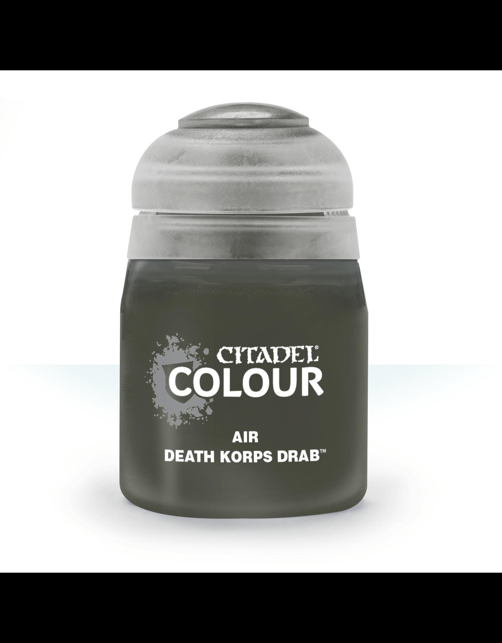 Citadel AIR:DEATH KORPS DRAB (24ML)