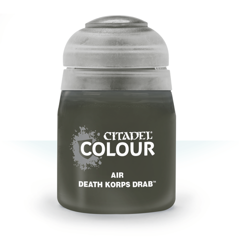 AIR:DEATH KORPS DRAB (24ML)