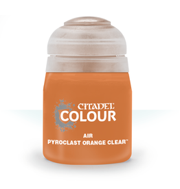 Citadel AIR: PYROCLAST ORANGE CLEAR (24ML)