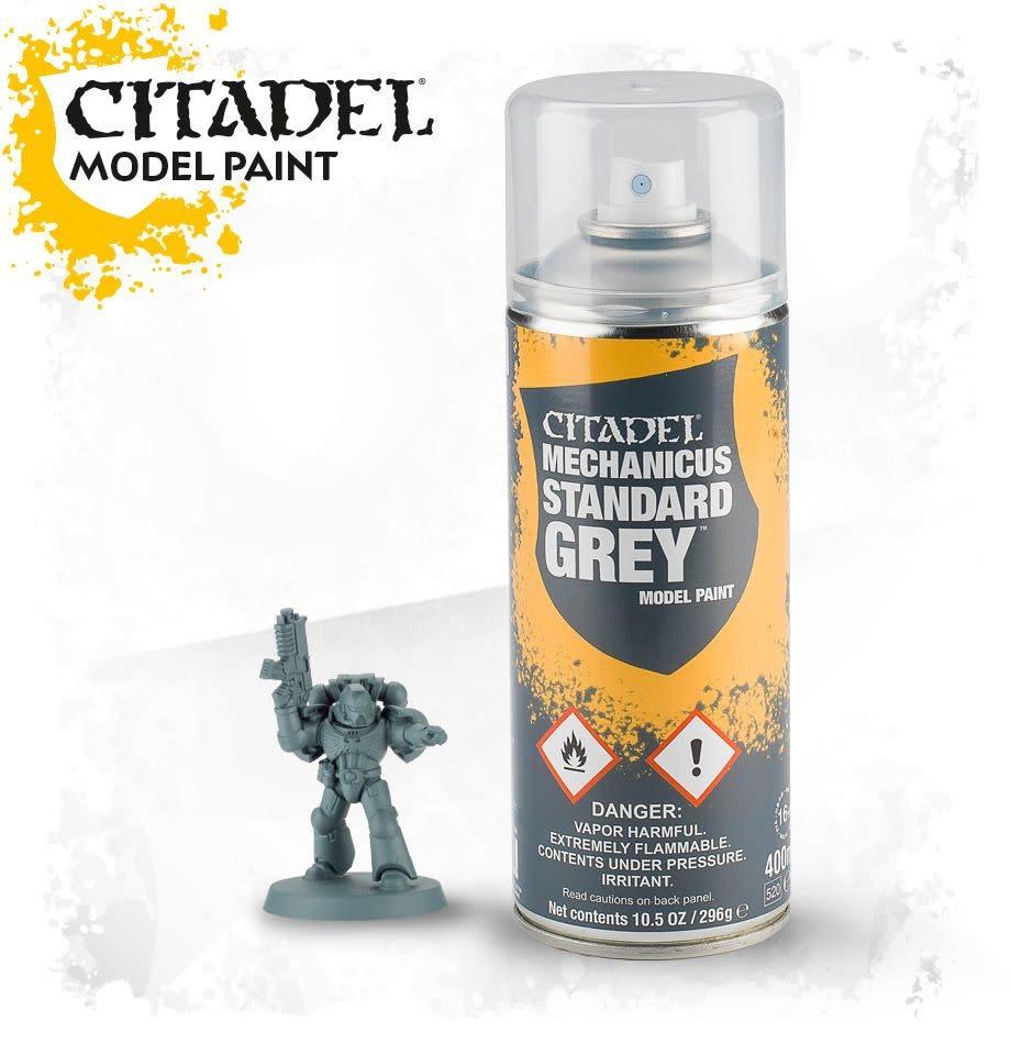 Citadel MECHANICUS STANDARD GREY SPRAY