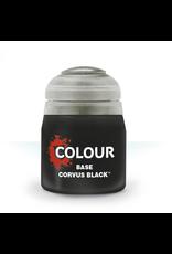 Citadel BASE: CORVUS BLACK (12ML)