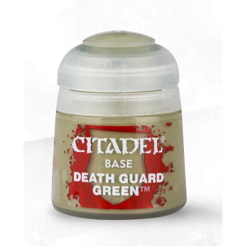 BASE: DEATH GUARD GREEN (12ML)