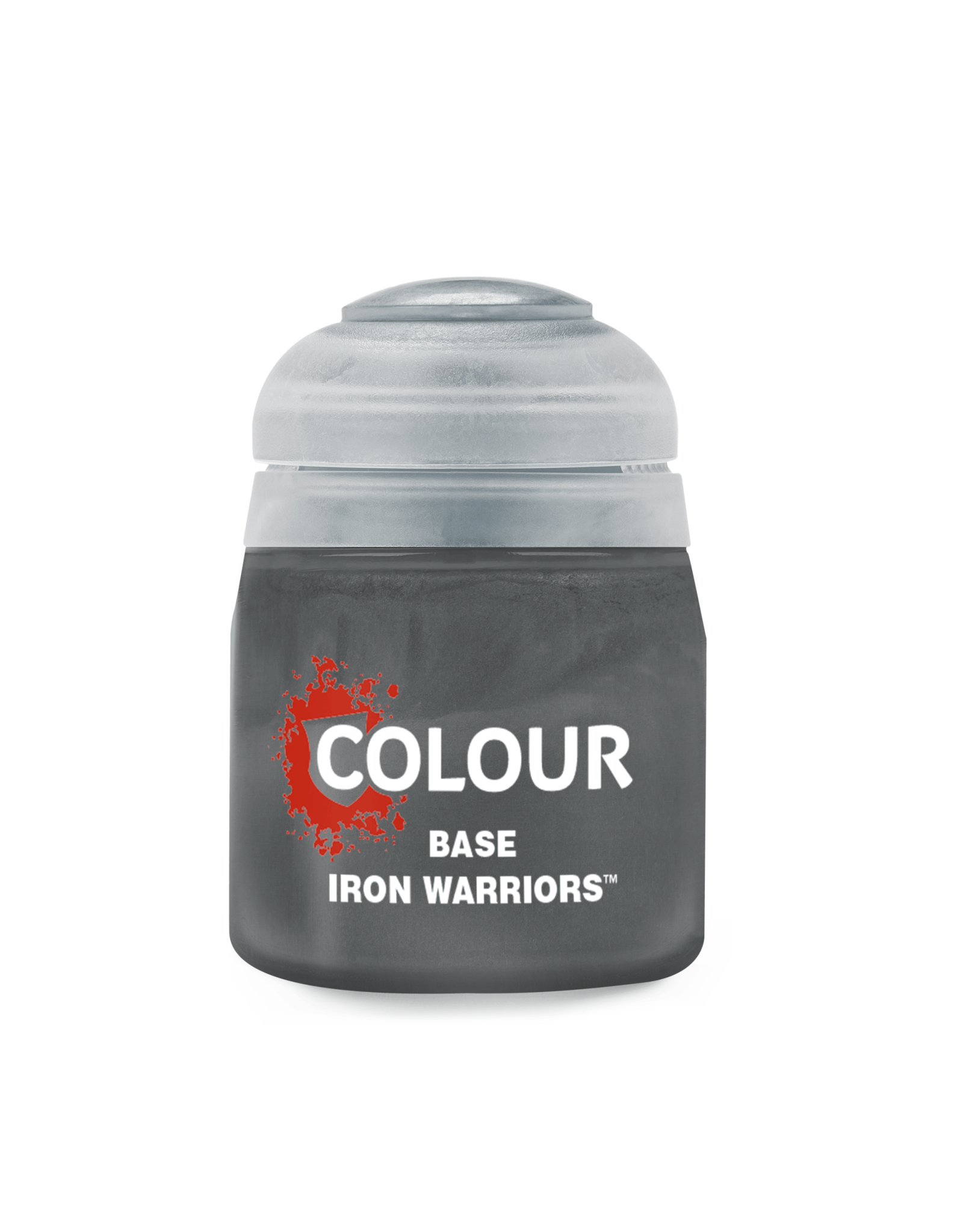 Citadel BASE: IRON WARRIORS (12ML)