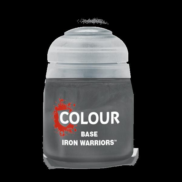Citadel BASE: IRON WARRIORS (12ML)