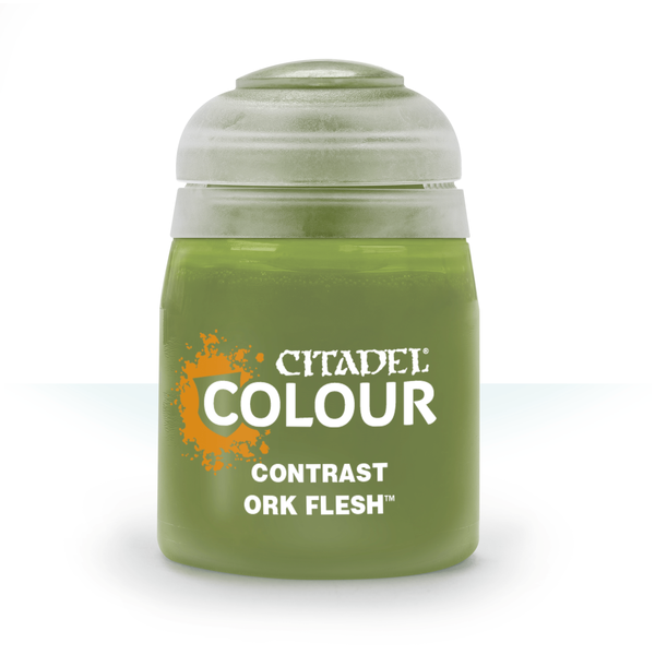 Citadel CONTRAST: ORK FLESH (18ML)