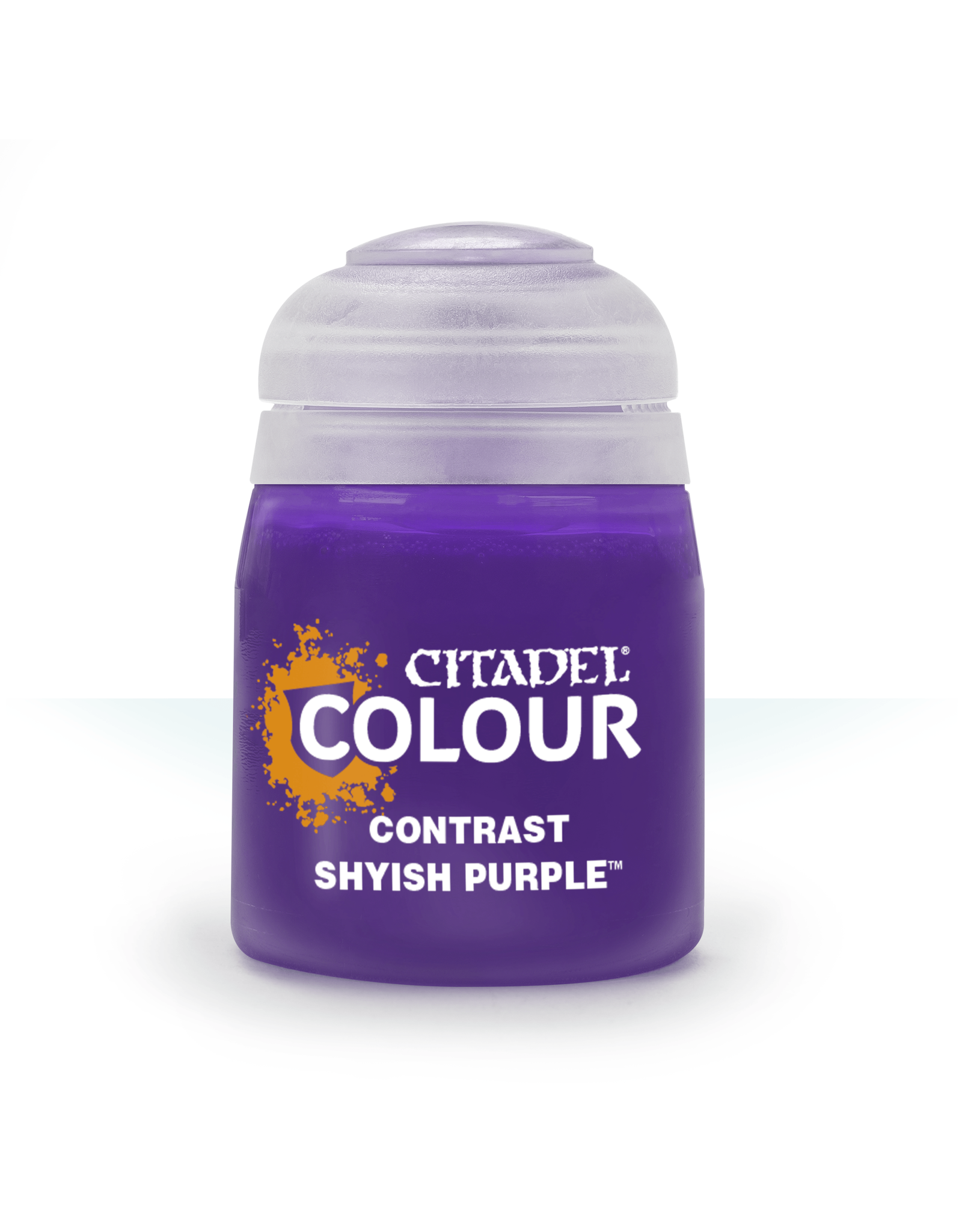 Citadel CONTRAST: SHYISH PURPLE (18ML)