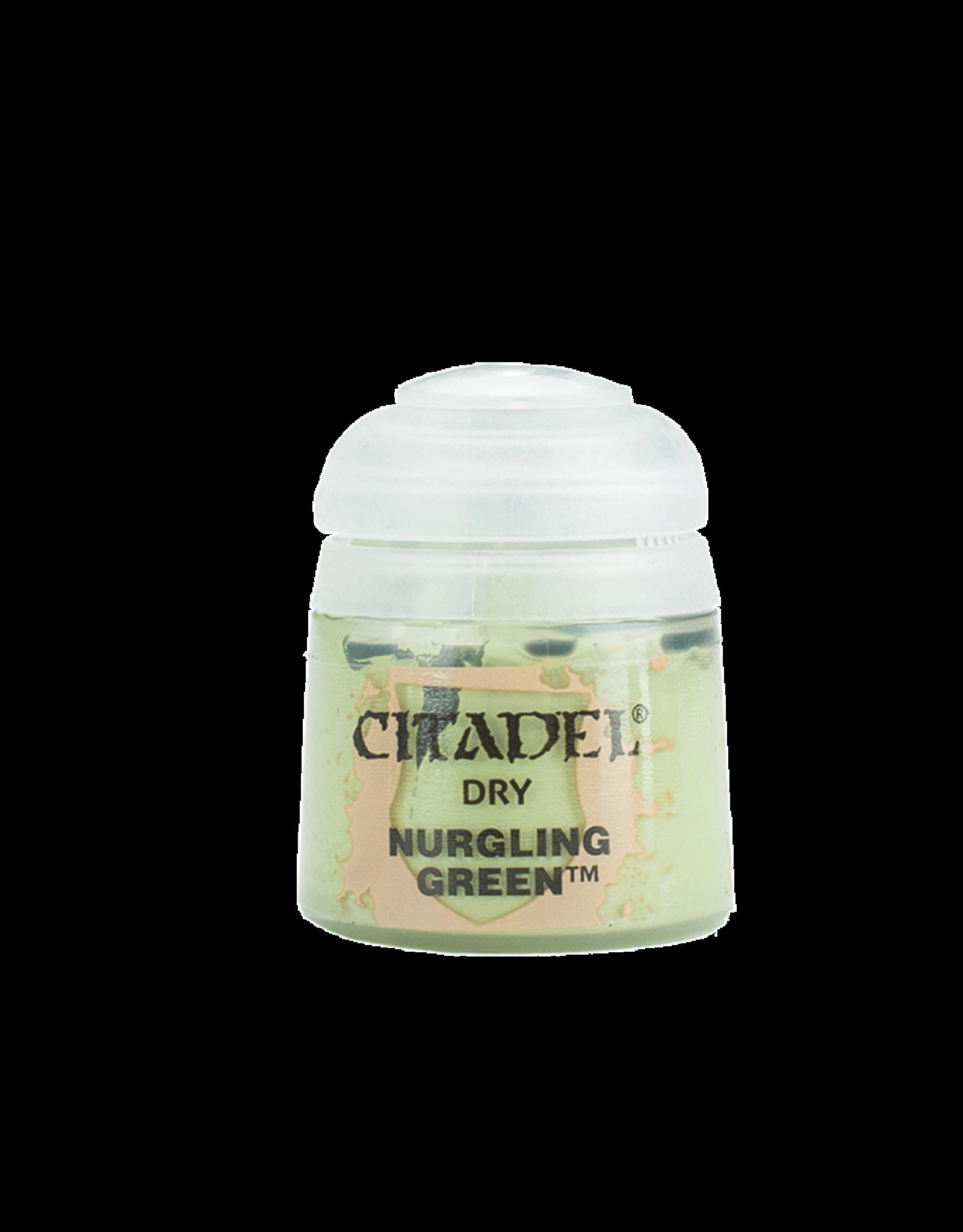 Citadel DRY: NURGLING GREEN