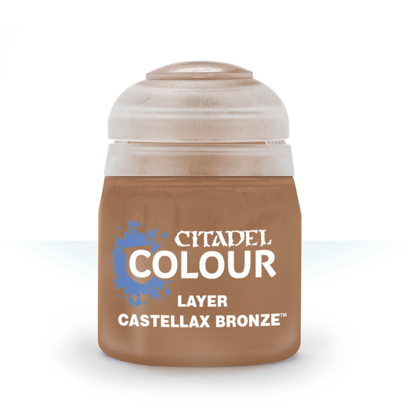 Citadel LAYER: CASTELLAX BRONZE (12ML)