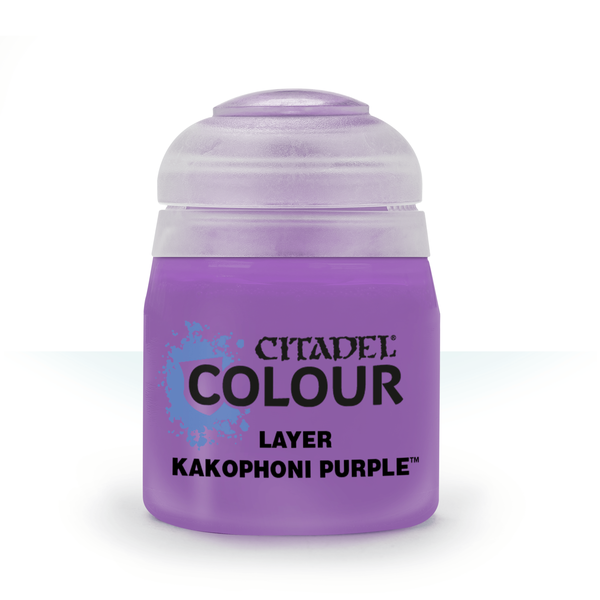 Citadel LAYER: KAKOPHONI PURPLE  (12ML)