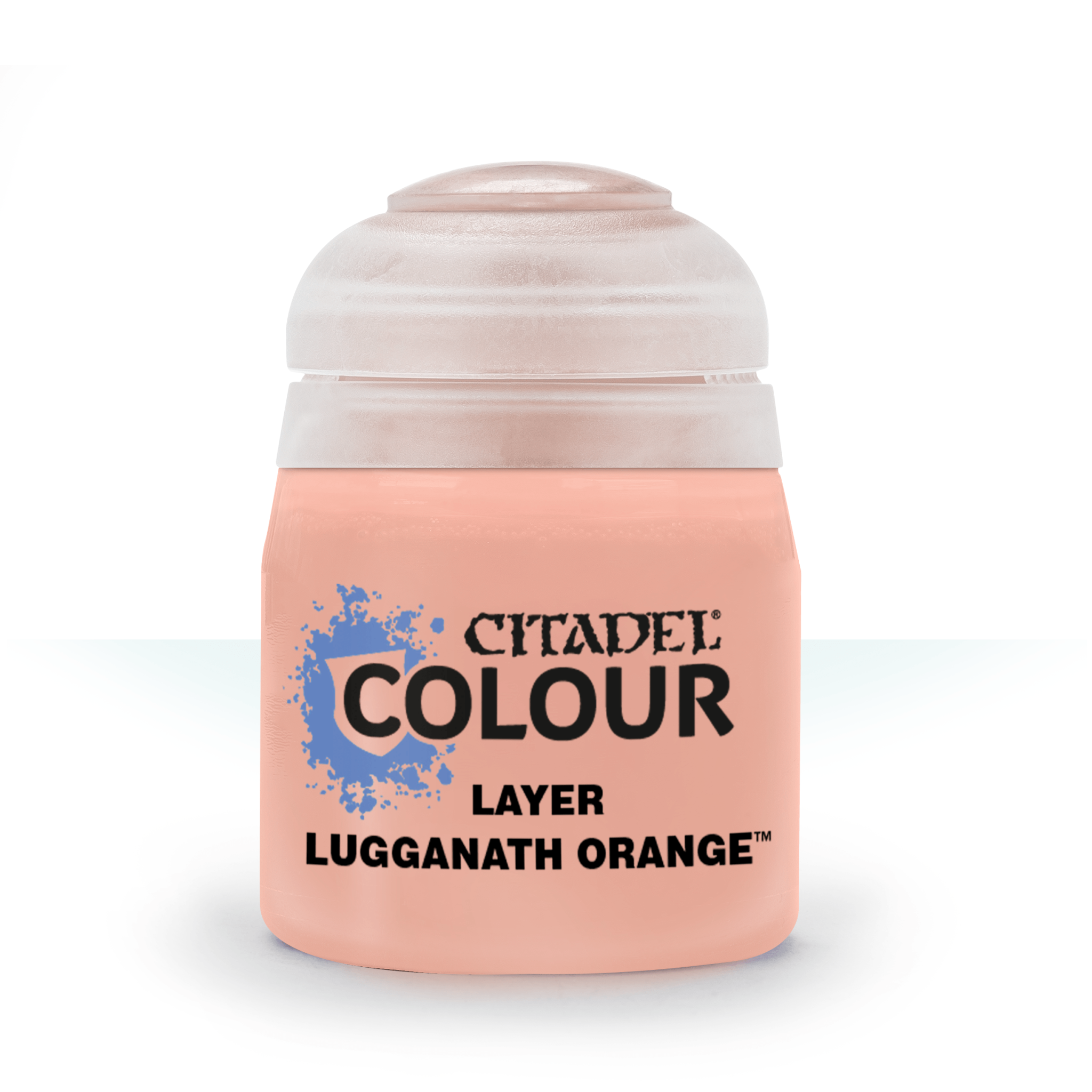 Citadel LAYER: LUGGANATH ORANGE (12ML)