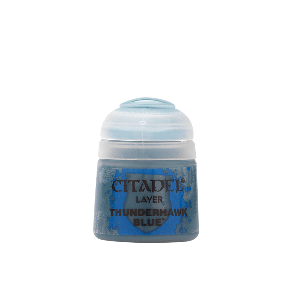Citadel LAYER: THUNDERHAWK BLUE (12ML)