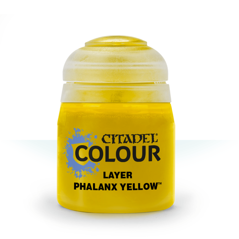 LAYER: PHALANX YELLOW (12ML)
