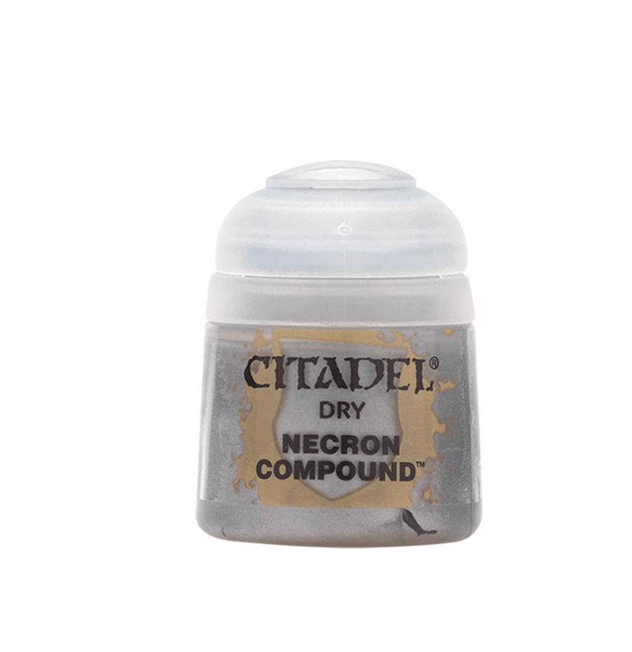 Citadel DRY: NECRON COMPOUND