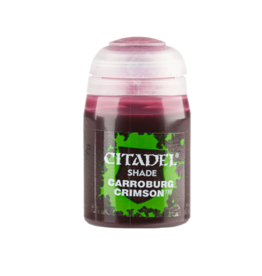 Citadel SHADE: CARROBURG CRIMSON (24ML)