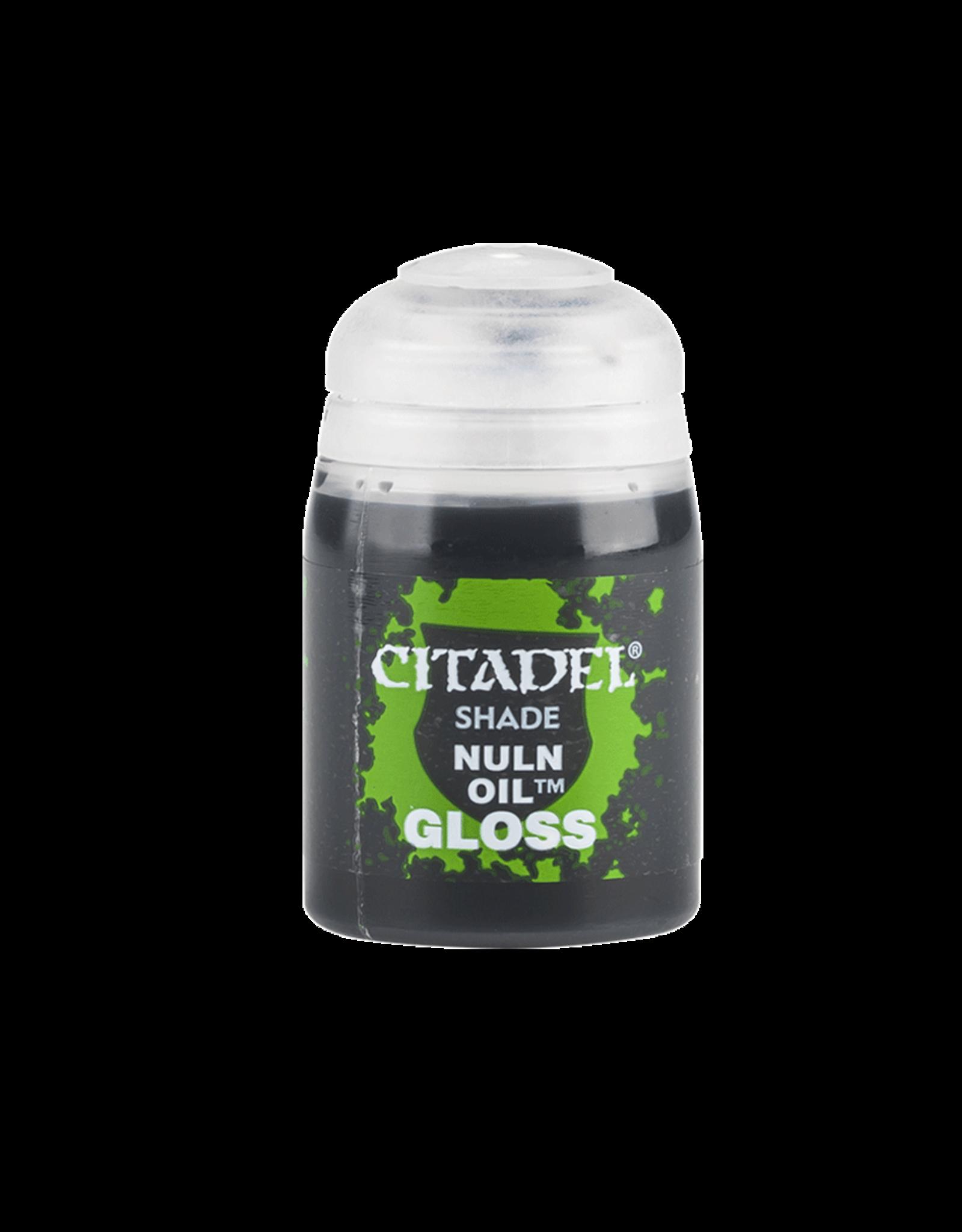 Citadel SHADE: NULN OIL GLOSS (24ML)