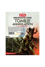 Wizards of the Coast DND DM SCREEN TOMB OF ANNIHILATION