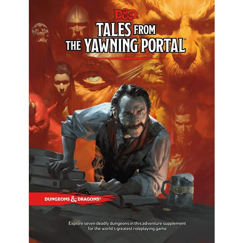 DND TALES FROM THE YAWNING PORTAL