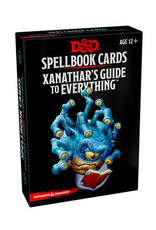Wizards of the Coast DND SPELL DECK: XANATHARS