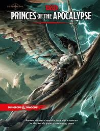 Wizards of the Coast DND ELEMENTAL EVIL PRINCES OF THE APOCALYPSE
