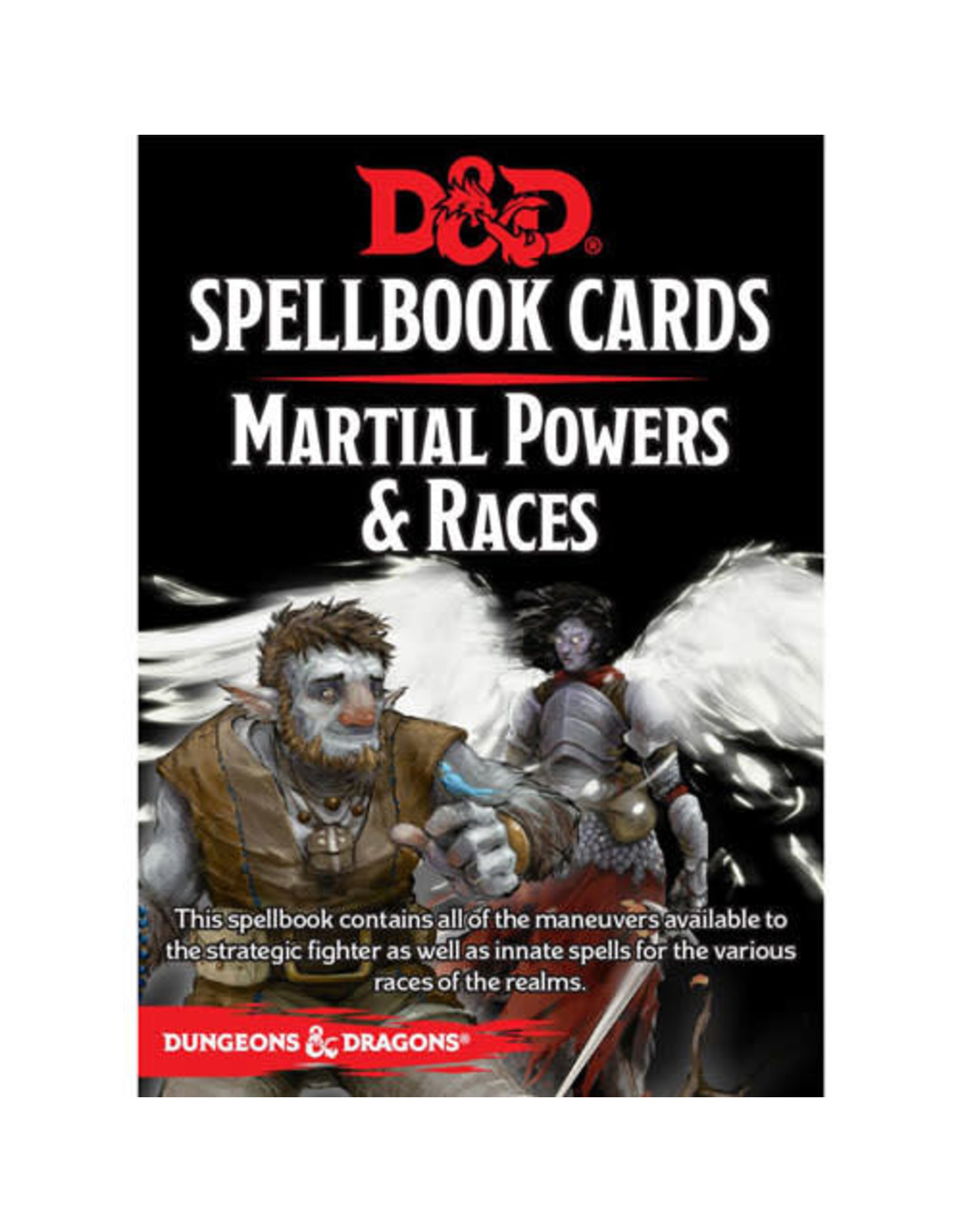 Wizards of the Coast DND SPELL DECK: MARTIAL 2ND EDITION