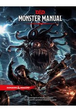 Wizards of the Coast DND MONSTER MANUAL