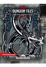 Wizards of the Coast DND DUNGEON TILES REINCARNATED - THE DUNGEON