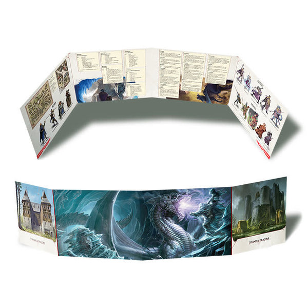 Wizards of the Coast DND DM SCREEN TYRANNY OF DRAGONS