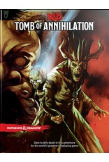 Wizards of the Coast DND RPG TOMB OF ANNIHILATION