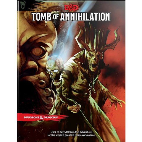 DND RPG TOMB OF ANNIHILATION