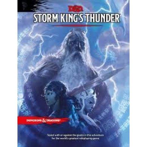 DND RPG STORM KING'S THUNDER