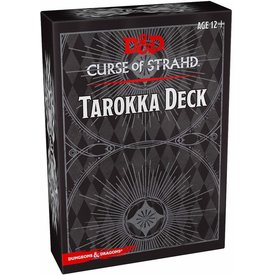 Wizards of the Coast DND CURSE OF STRAHD TAROKKA DECK