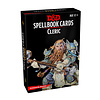 DND SPELLBOOK CARDS CLERIC 2ND EDITION