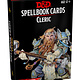 Wizards of the Coast DND SPELLBOOK CARDS CLERIC 2ND EDITION