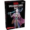 DND SPELLBOOK CARDS BARD 2ND EDITION