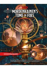 Wizards of the Coast DND RPG MORDENKAINEN'S TOME OF FOES