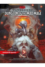 Wizards of the Coast DND RPG WATERDEEP: MAP PACK DUNGEON OF THE MAD MAGE
