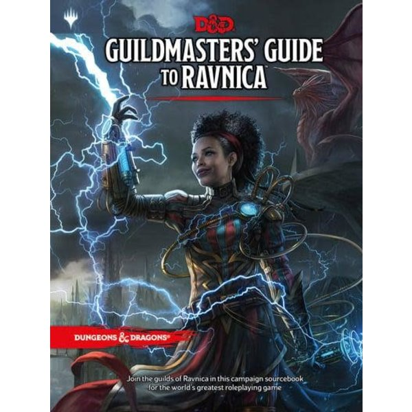 Wizards of the Coast DND RPG GUILDMASTERS GUIDE TO RAVNICA HC