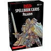 DND SPELLBOOK CARDS PALADIN 2ND EDITION