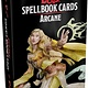 Wizards of the Coast DND SPELLBOOK CARDS ARCANE 2ND EDITION