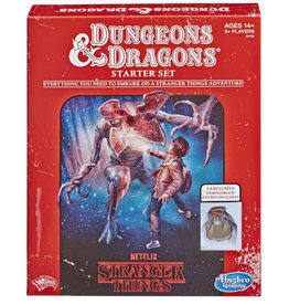 WIZKIDS DND RPG STRANGER THINGS STARTER SET