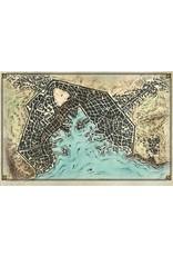 Wizards of the Coast DND MAP SET BALDUR'S GATE