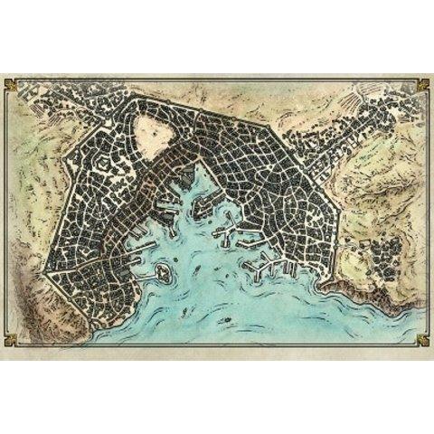 DND MAP SET BALDUR'S GATE