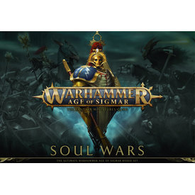 Age of Sigmar AGE OF SIGMAR: SOUL WARS (ENGLISH)