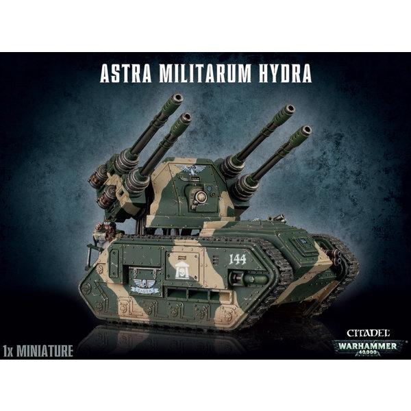 Warhammer 40k ASTRA MILITARUM HYDRA