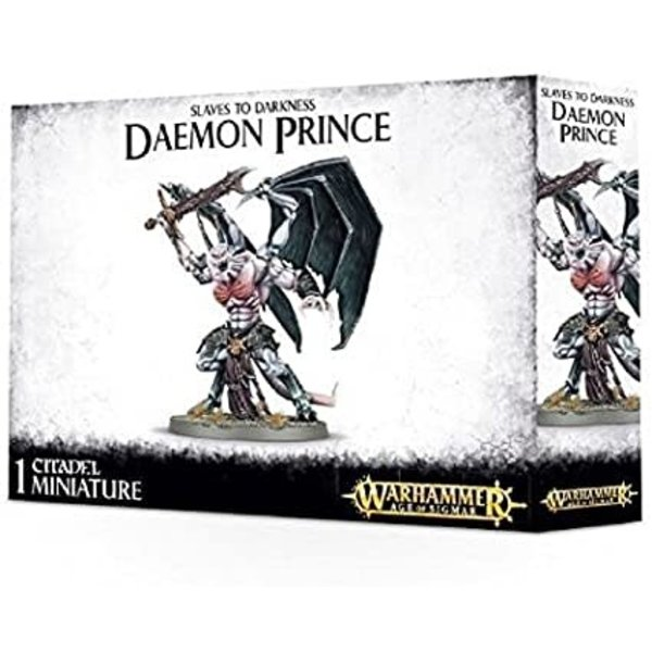 Age of Sigmar SLAVES TO DARKNESS DAEMON PRINCE