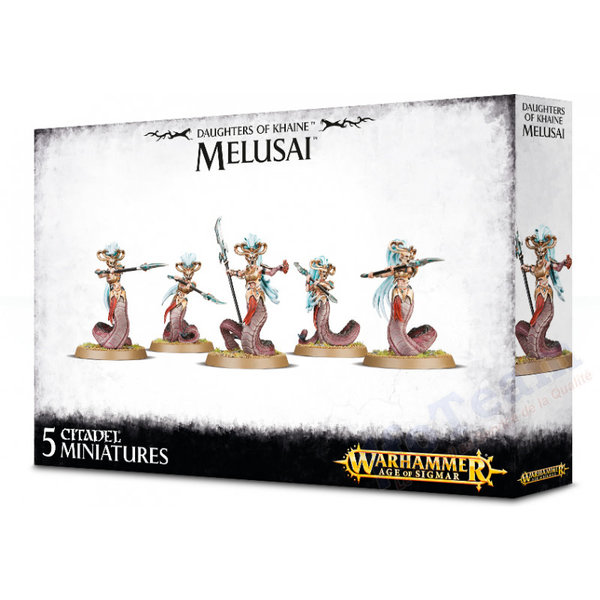 Age of Sigmar DAUGHTERS OF KHAINE MELUSAI